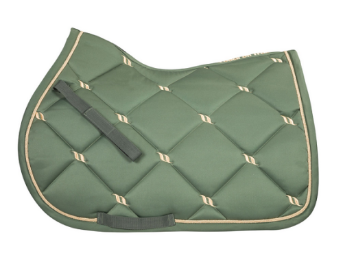 Back on Track® Equine 'Nights' Collection Saddle Pad, Jumping