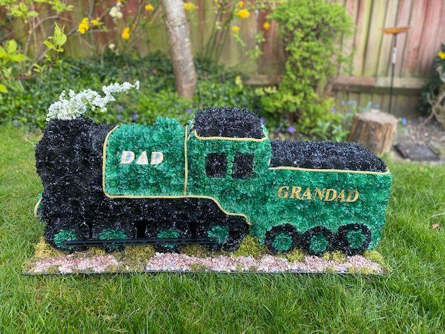 SS17 - 3D Steam Train