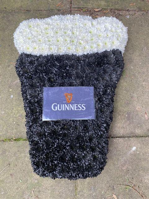 SS20 - Pint of Guinness
