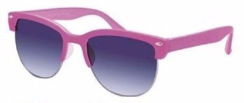 Pink Retro Sunglasses