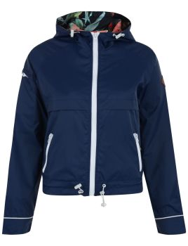 Bellfield Mandara Raincoat - Navy