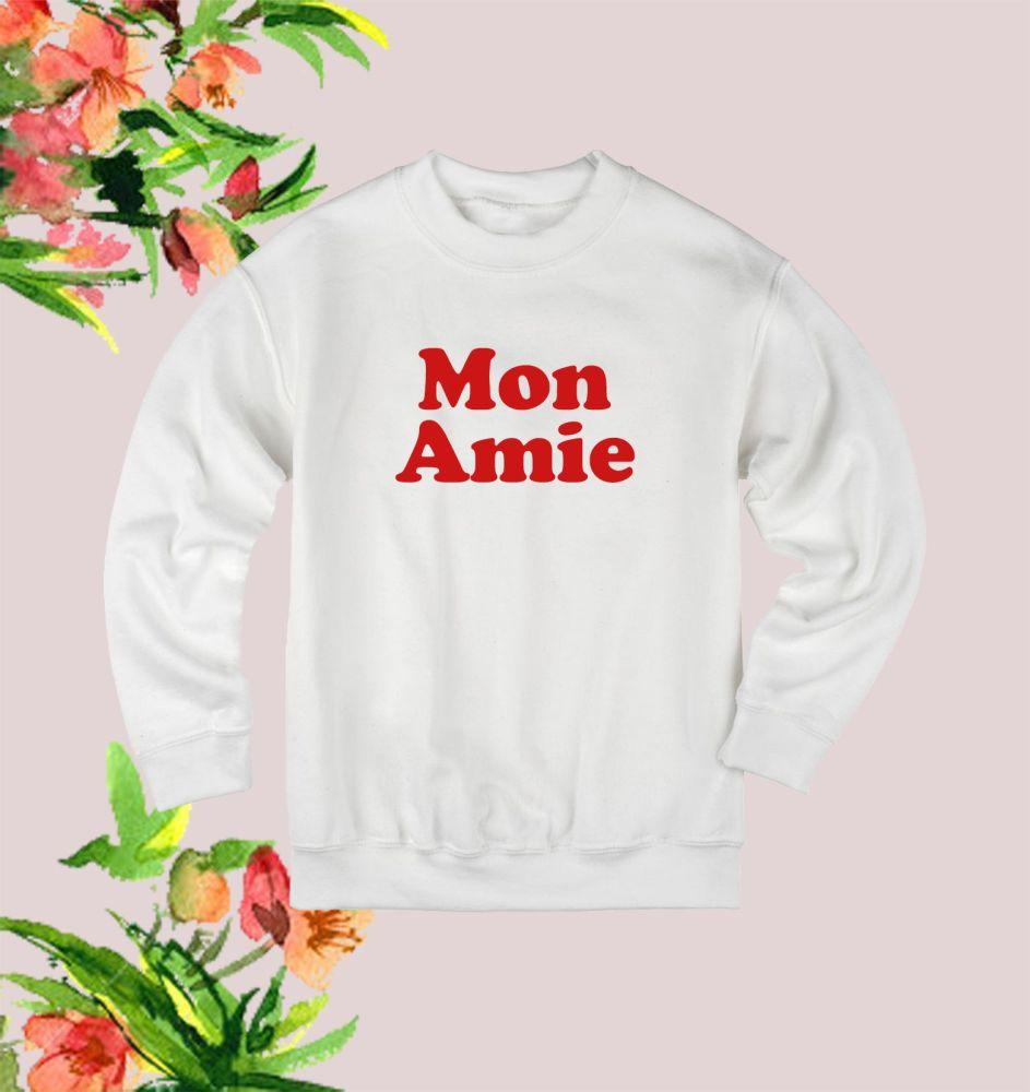 Mon Amie Sweatshirt