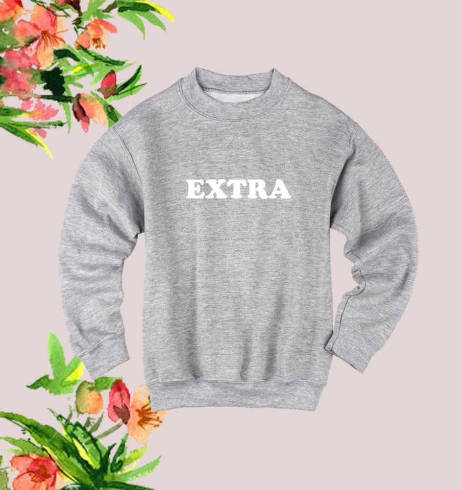 Extra sweatshirt