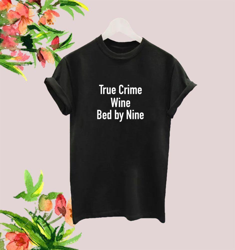 True Crime tee