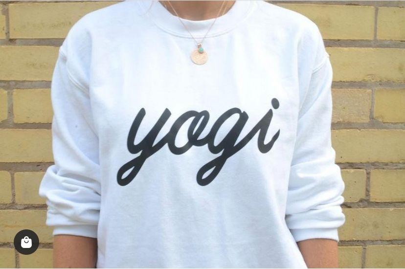 Yogi sweatshirt