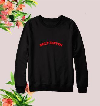 Self-Lovin sweatshirt