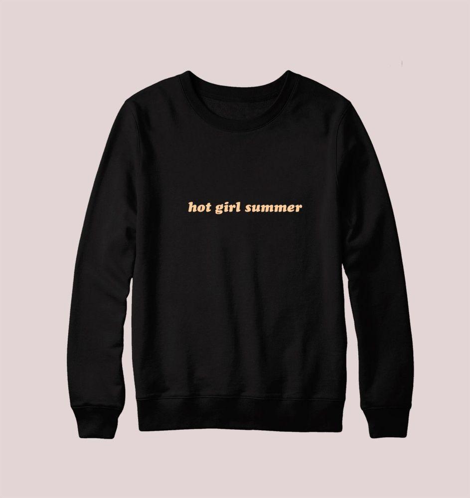 Hot girl summer sweatshirt