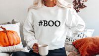 #Boo sweatshirt