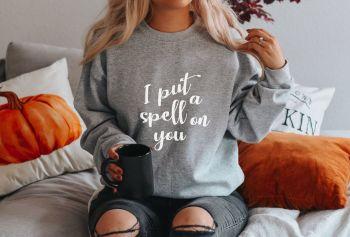 I Put a Spell on You Sweatshirt