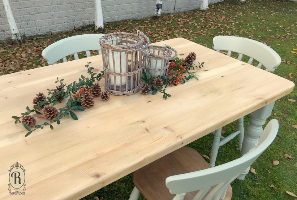 FB Sanded table top