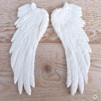 Embellishments - Beautiful Angel Wings