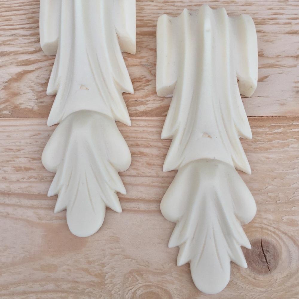 Embellishments - Vintage Long Corbels (pair)