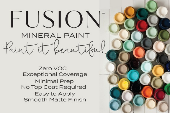 January 2019 Colour Story by Fusion Mineral Paint
