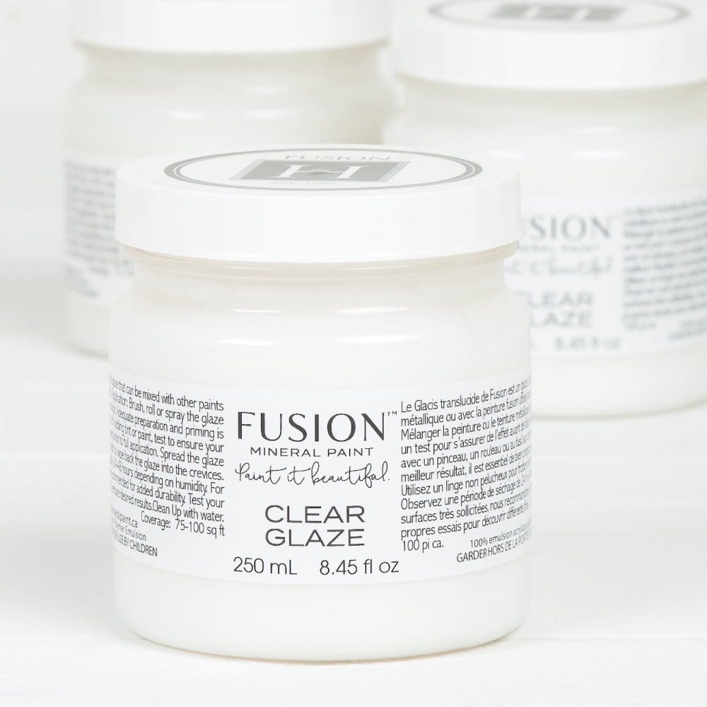 Glaze - Clear 250ml