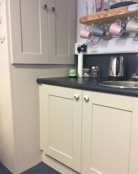 Blog - painting your kitchen after
