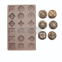 Decor Mould - Curio Trinkets