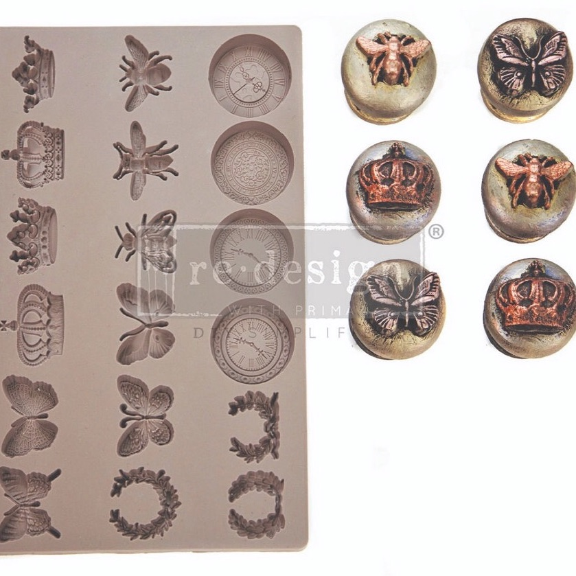 Silicone Mould - Regal Findings