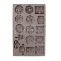 Silicone Mould - Etruscan Accents