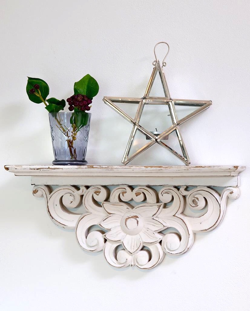 Ornate Shelf