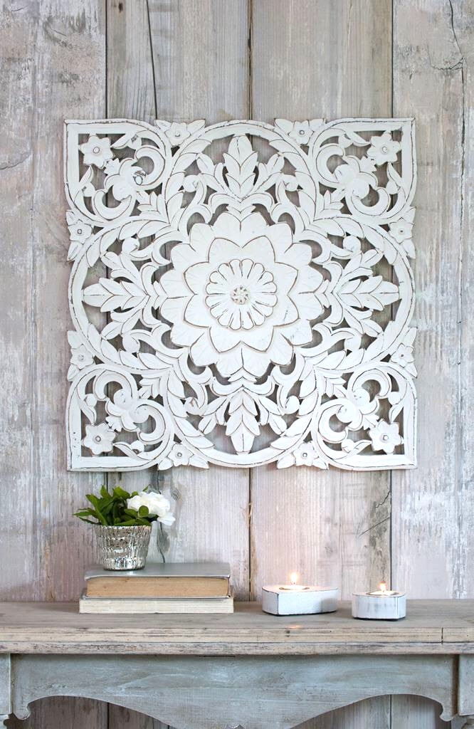 Ornate Wall Panel