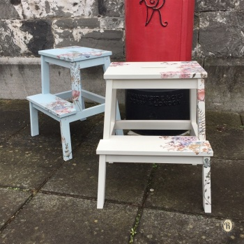 IKEA Step Makeover - FRIDAY 11th OCTOBER