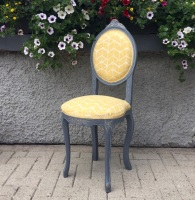 Blog - red chair complete