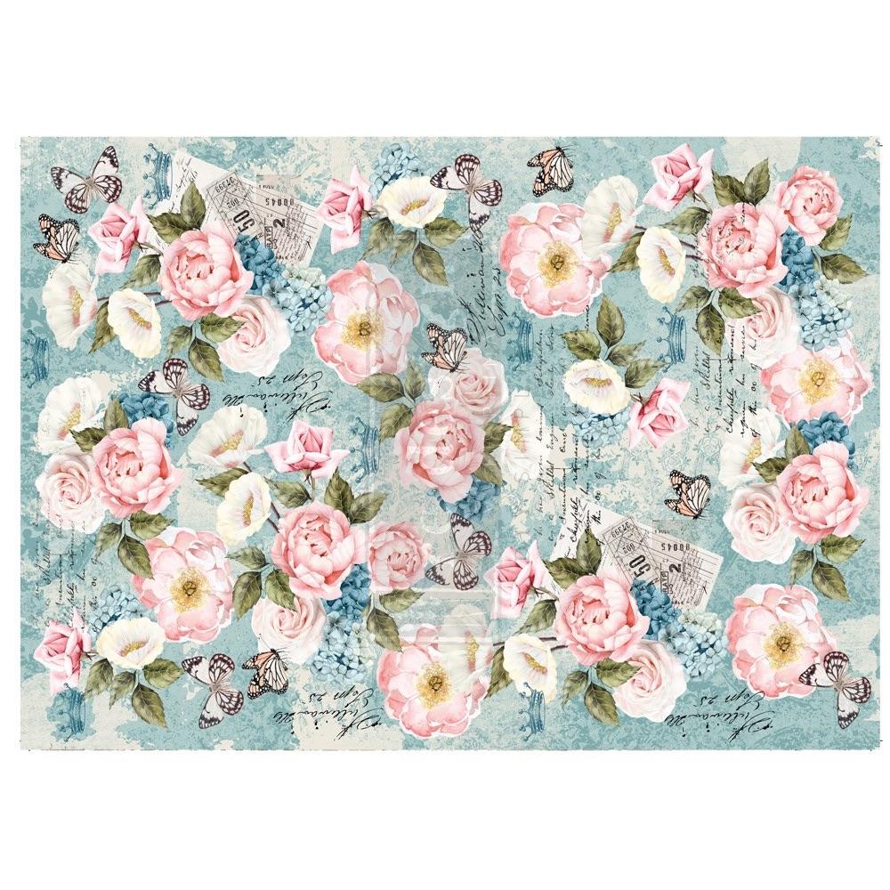 Decoupage Tissue Paper - Zola