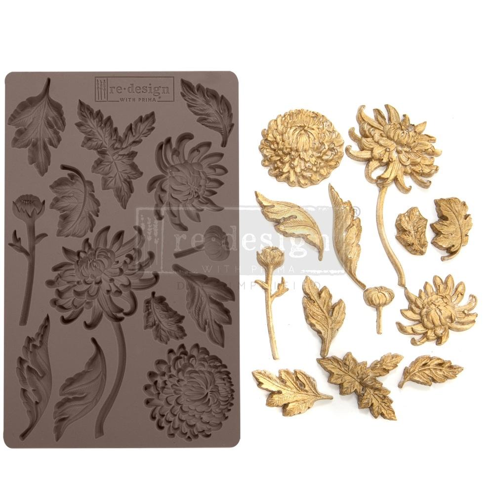 Decor Mould - Botanist Floral