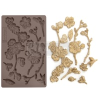 Decor Mould - Cherry Blossoms