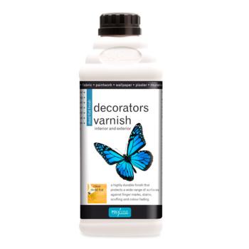 Varnish - Decorators Varnish
