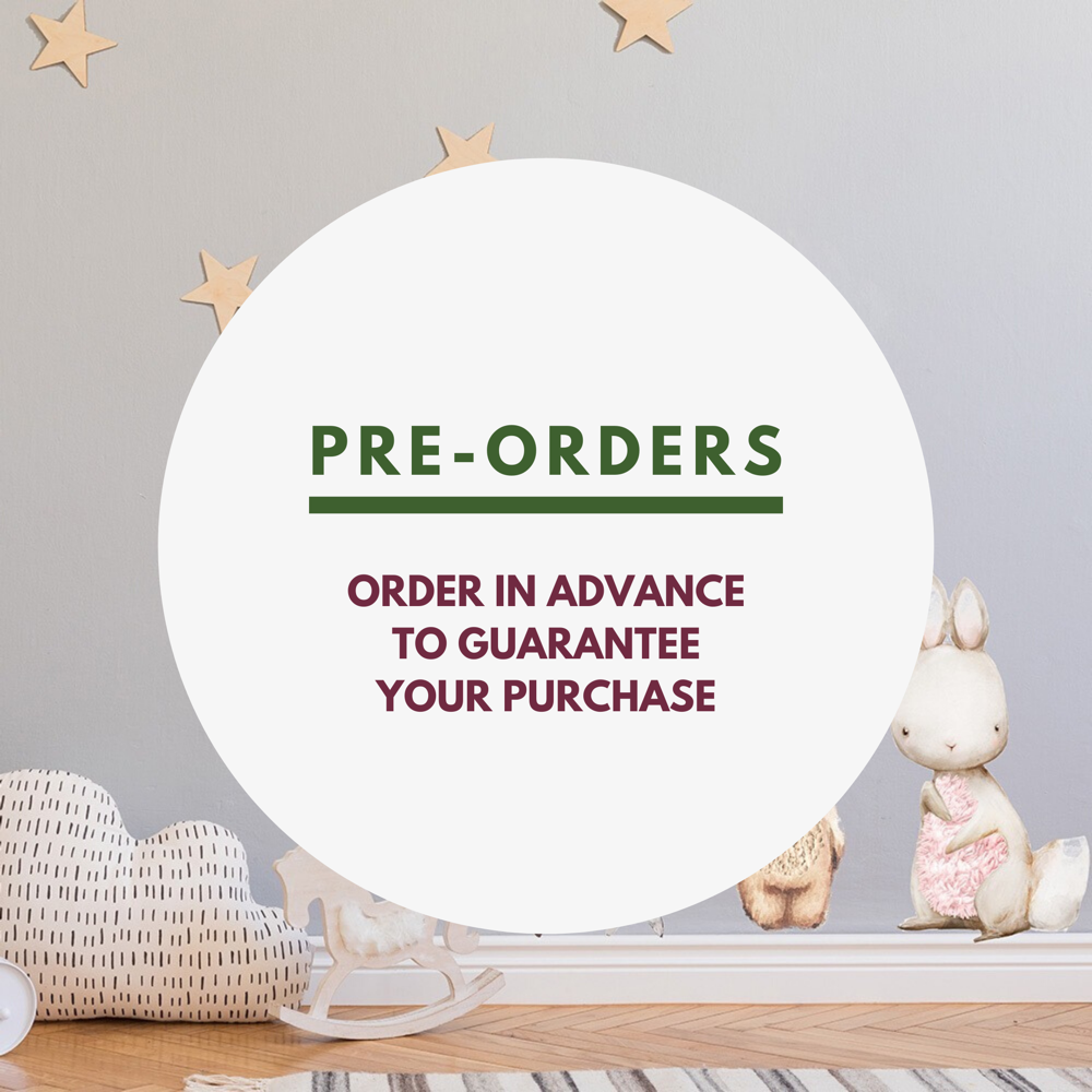 PRE-ORDERS FOR NEW RELEASES
