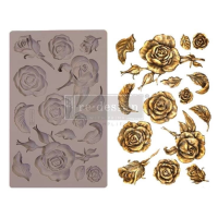 Decor Mould - Fragrant Roses