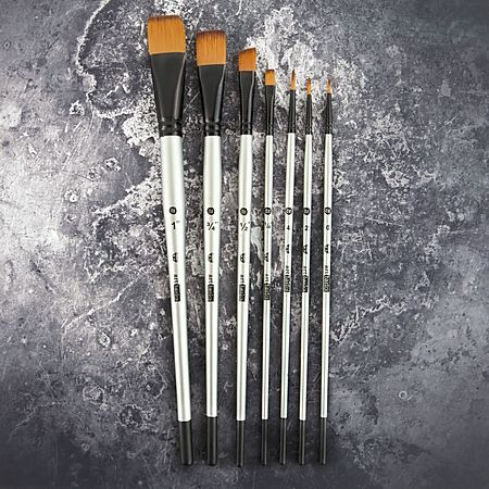 Brushes /Rollers - Small Brush Set