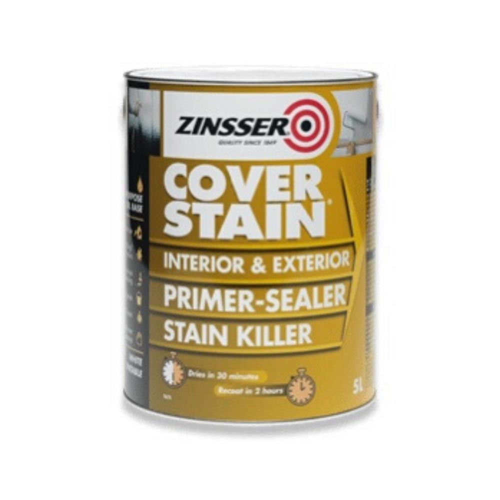 Prep - Zinsser Cover Stain