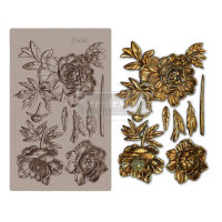 Decor Mould - Wilderness Rose