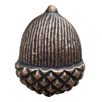 Knobs - Antique Acorn