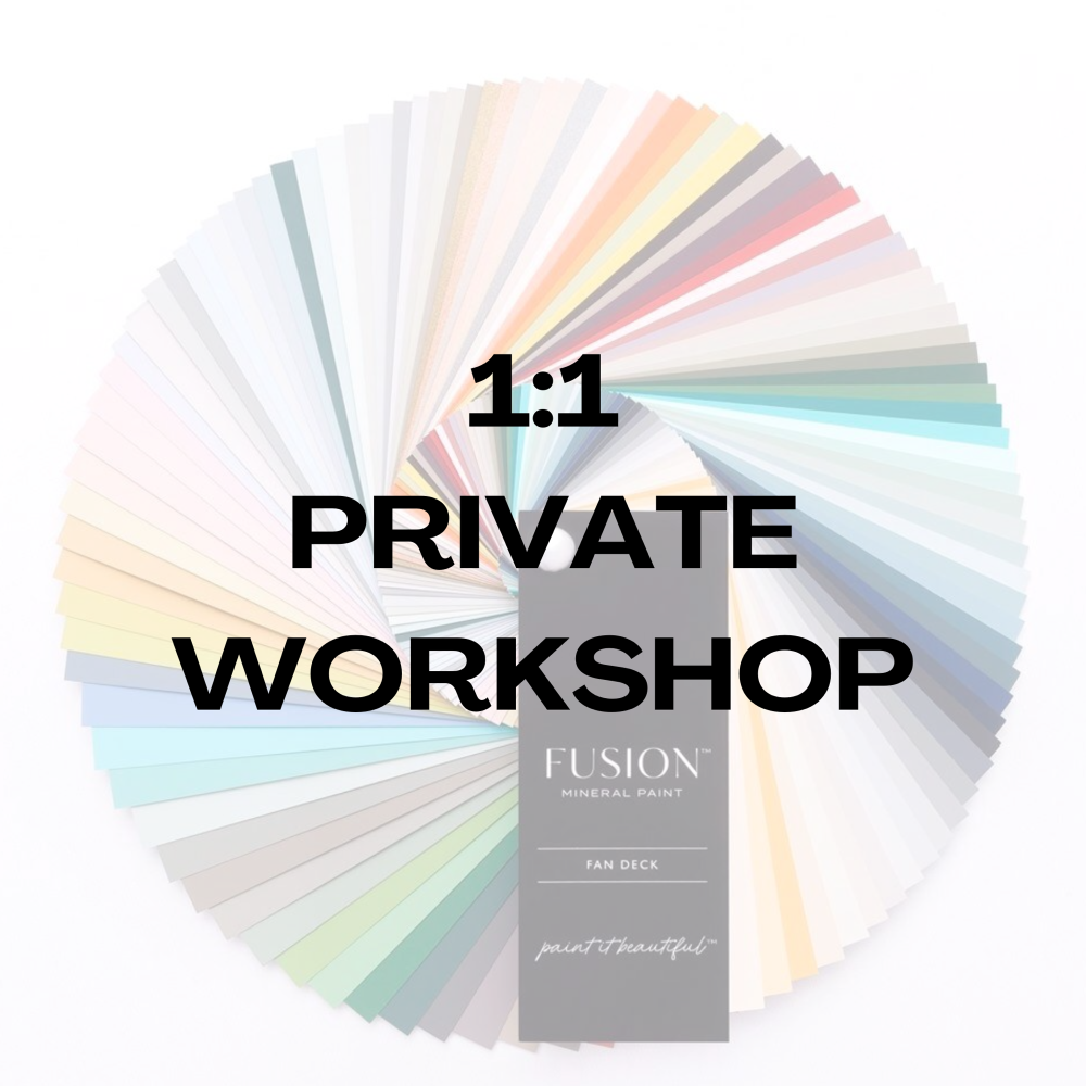 Private 1:1 Workshops from