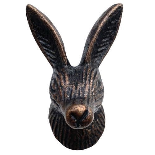 Knobs - Antique Hare