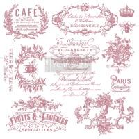 Decor Stamp - I See Paris
