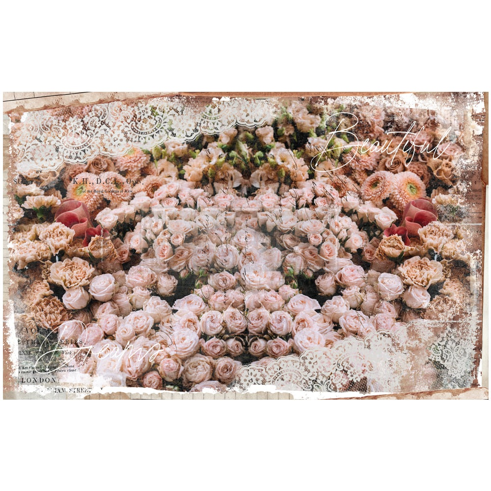 Decoupage Tissue Paper - Beautiful Dreams