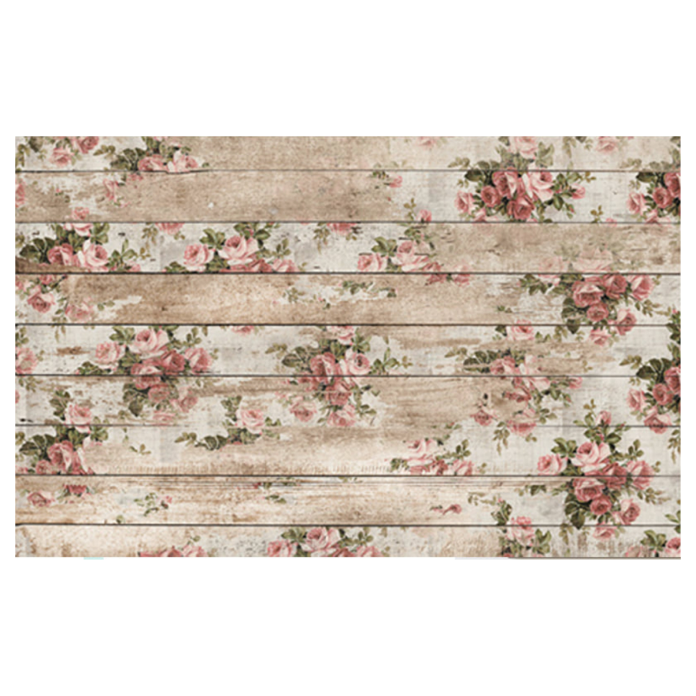 Decoupage Tissue Paper - Shabby Floral