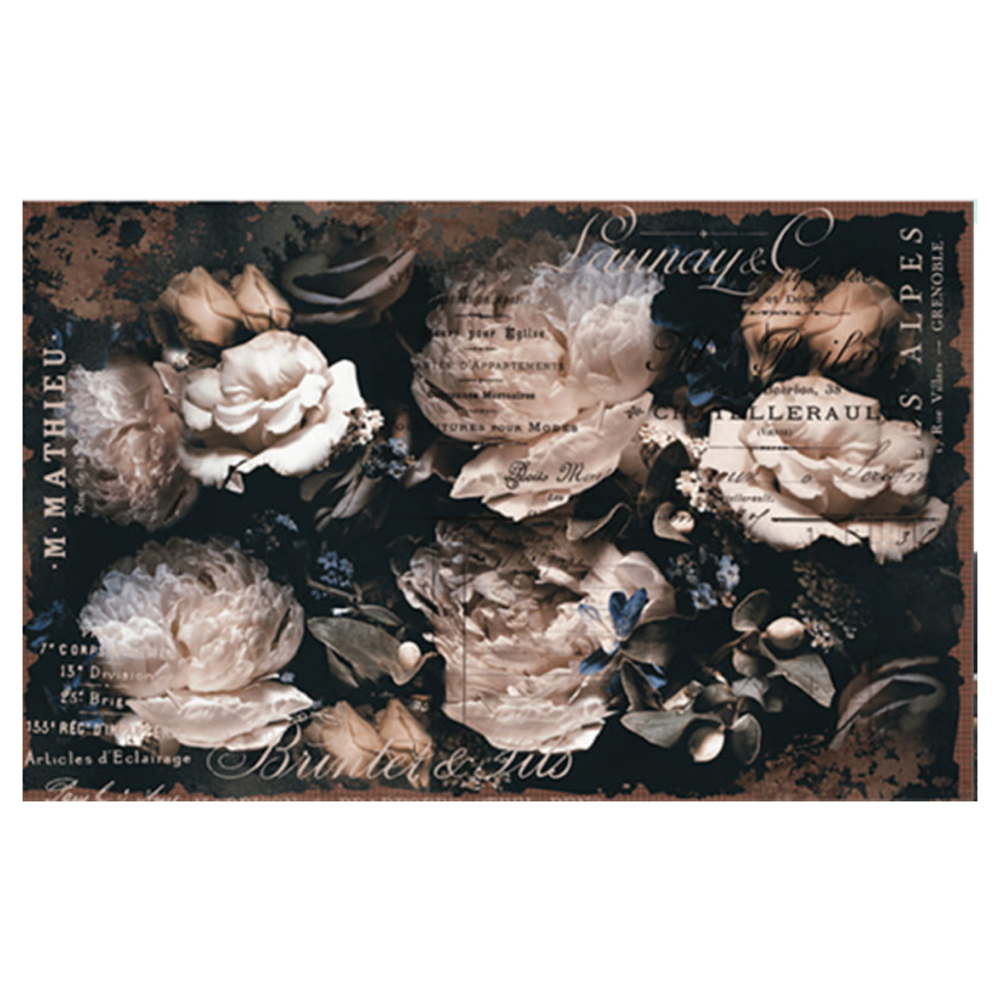 Decoupage Tissue Paper - Uniqua