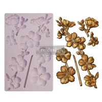 Decor Mould - Botanical Blossoms
