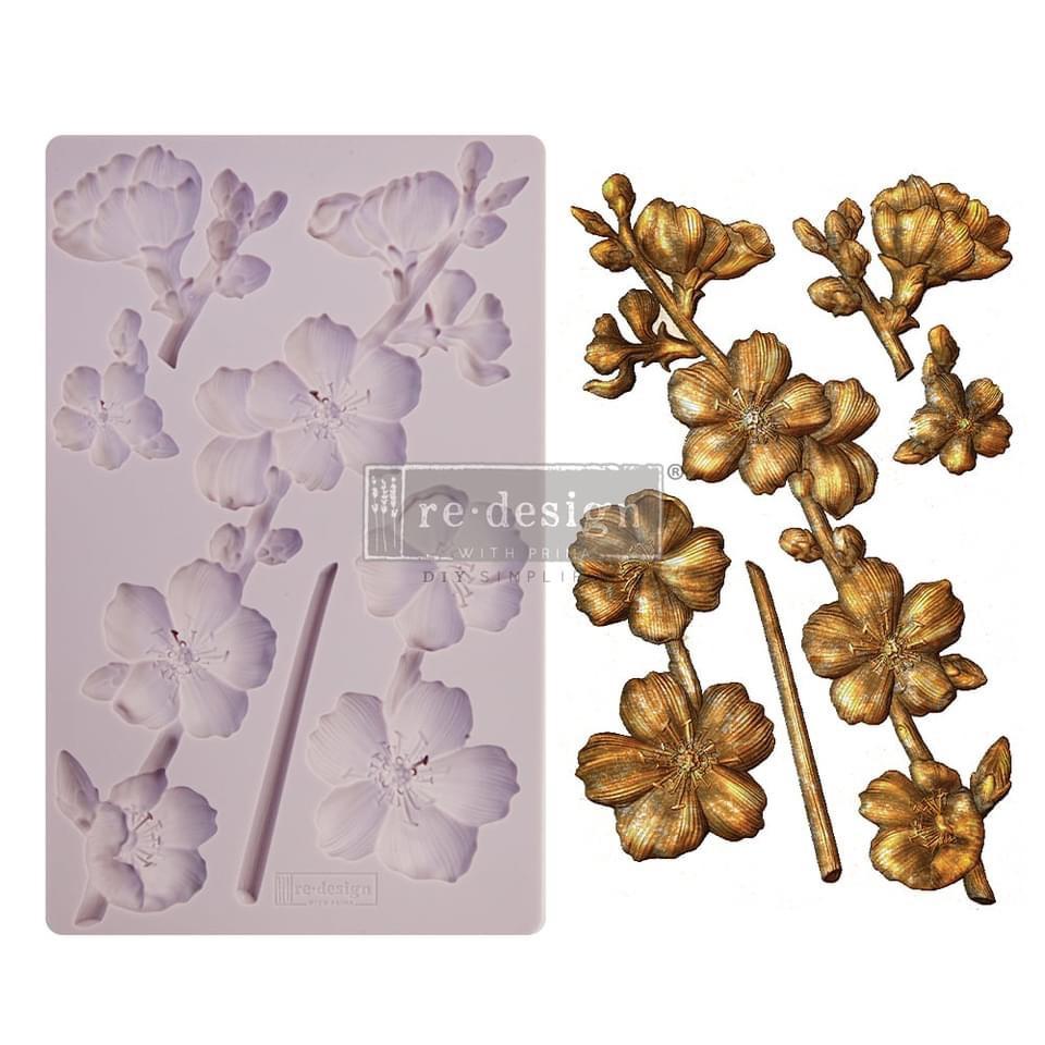 Decor Mould - Botanical Blossoms