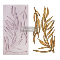 Decor Mould - Simple Greenery