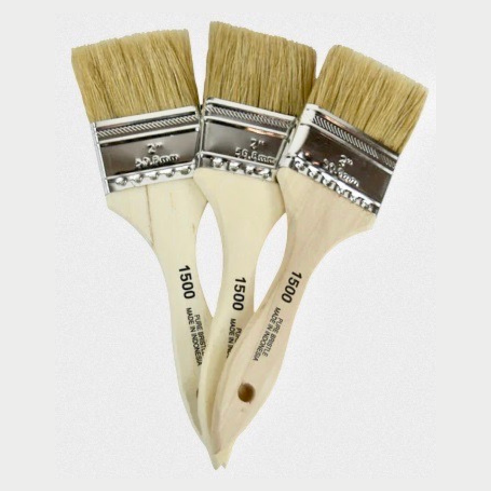 Brushes/Rollers - Chip Brush 2""