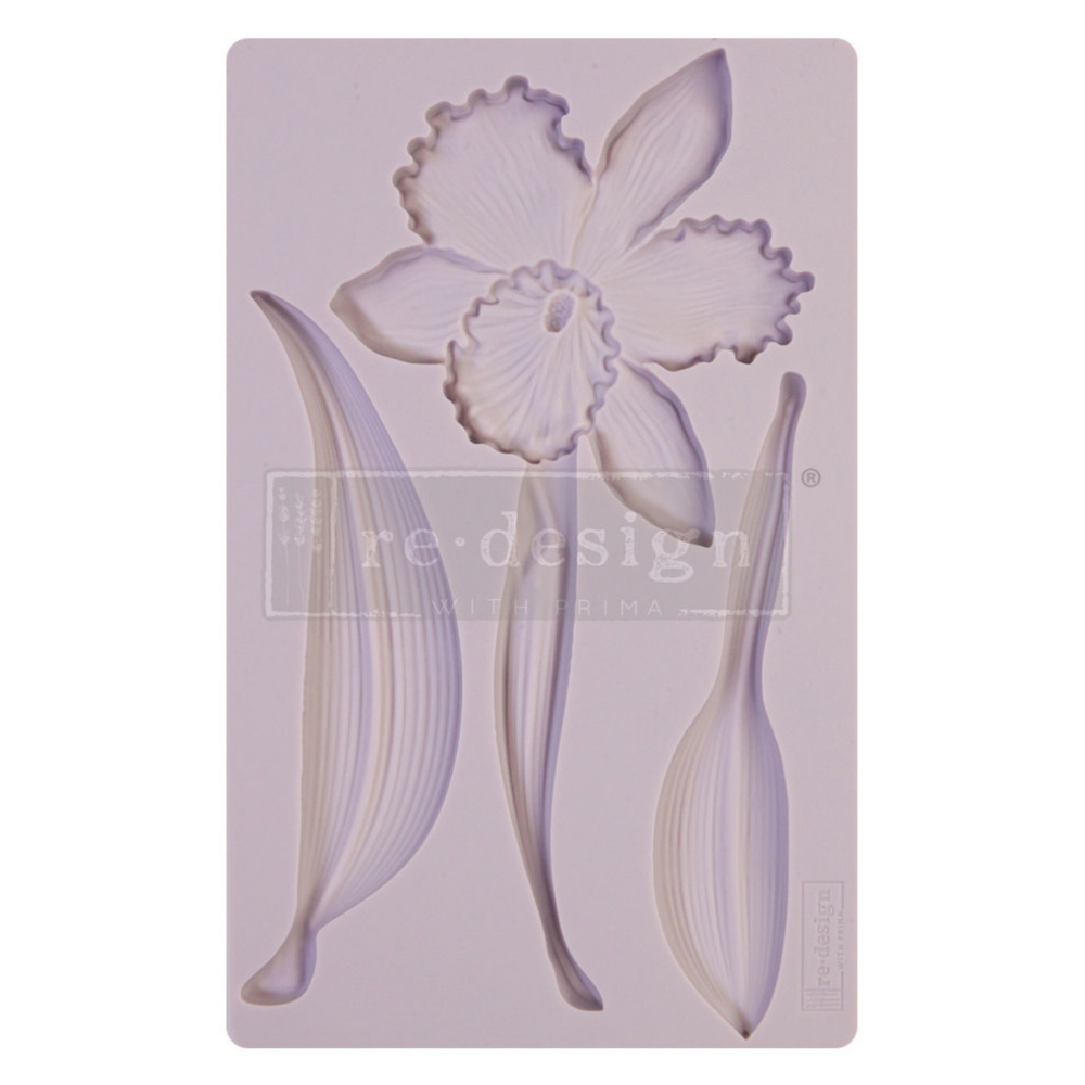 Decor Mould - Wildflower