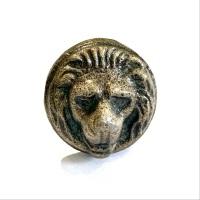 Knobs - Lion Head