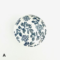 Knobs - Moroccan Blues and Greens