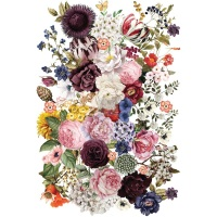 Decor Transfer - Wondrous Floral